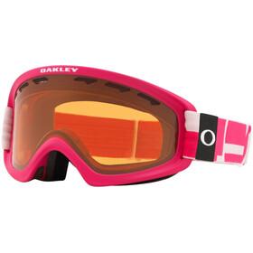 Oakley O Frame 2.0 Pro XS Lumilasit Nuoret, iconography pink/persimmon&dark grey